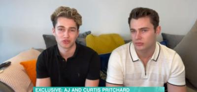 AJ Pritchard talks about girlfriend