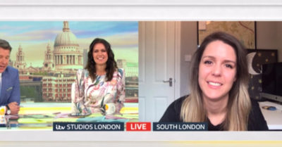 lucy wilcox on gmb