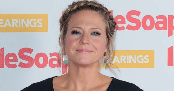 Kellie Bright hit back at criticism over her pregnancy