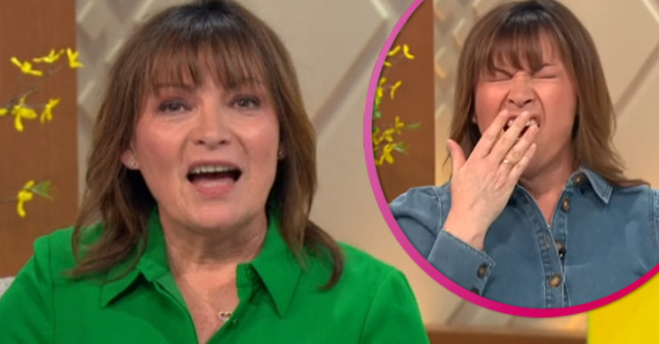 Lorraine Kelly KSI interview