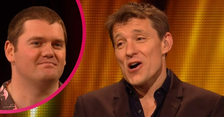 Ben Shephard and Dan on Tipping Point