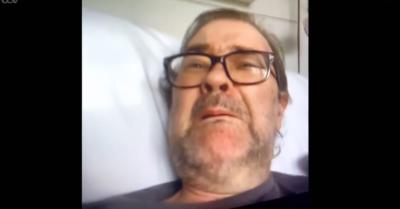 Derek Draper in Finding Derek documentary