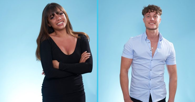 First Dates Hotel S6 Ep1 - Thaila & Jack