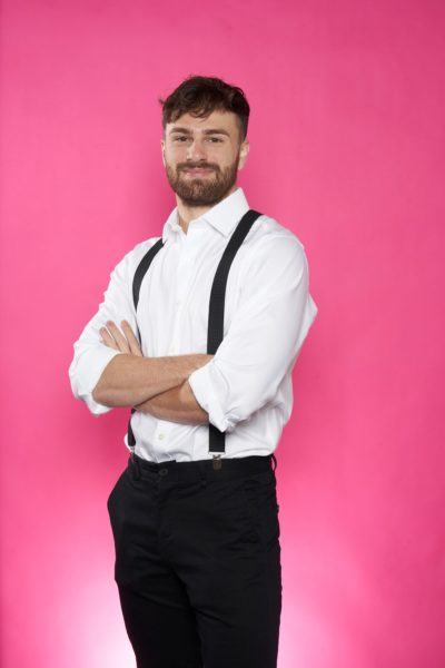 Grant Urquhart appears on First Dates Hotel