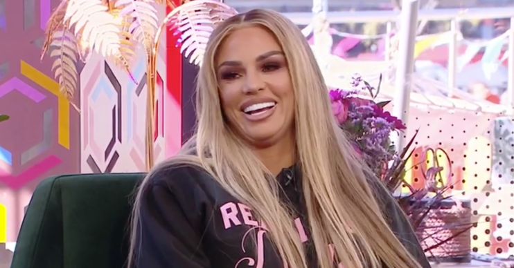 is Katie price pregnant