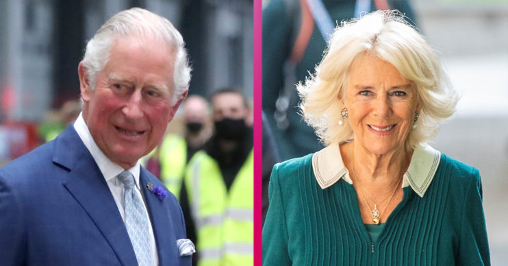 Prince Charles and Camilla trip to Greece