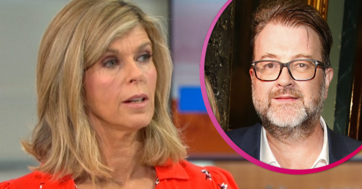 Kate Garraway speaks about husband Derek Draper