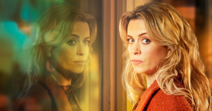 Eve Myles in Keeping Faith series three