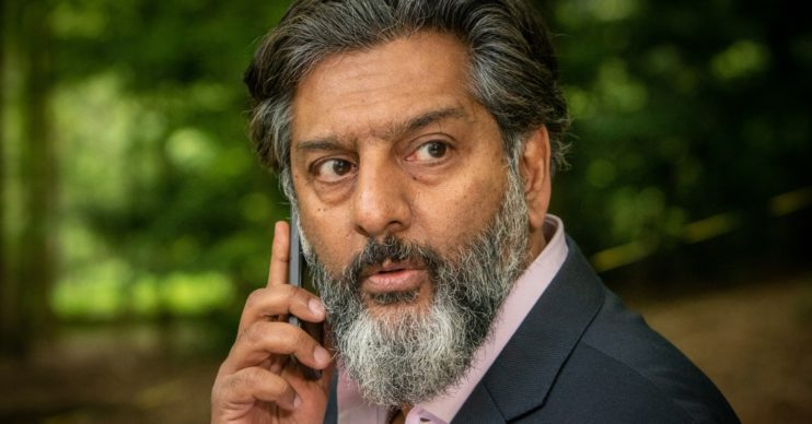 Nitin Ganatra as Ned in Midsomer Murders