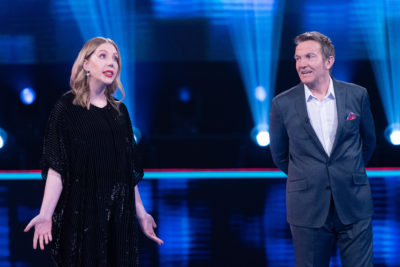 Katherine Ryan Beat The Chasers