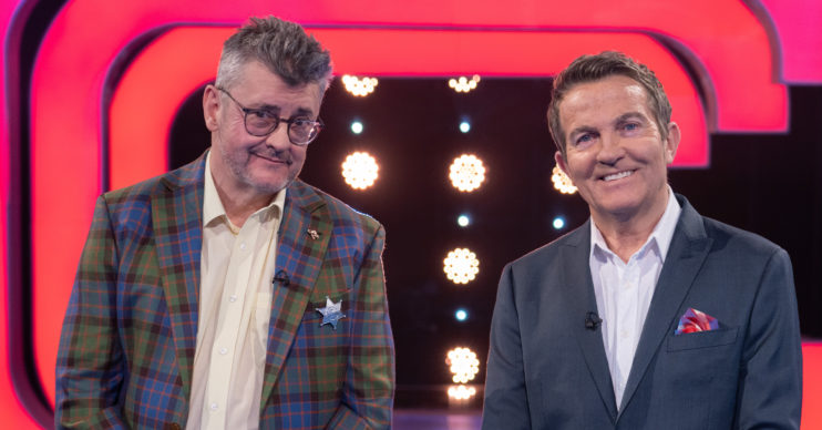 Joe Pasquale on Beat The Chasers