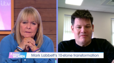 Mark Labbett speaks about his weight loss on Loose Women