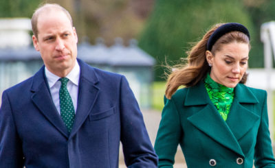 Fans were divided over William and Kate's mental health message