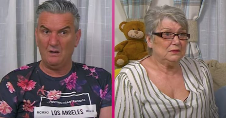 Lee and Jenny Gogglebox