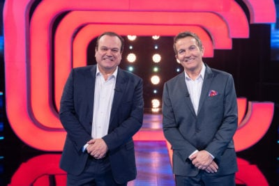 Shaun Williamson in Beat The Chasers