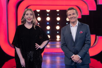 Katherine Ryan on Beat The Chasers