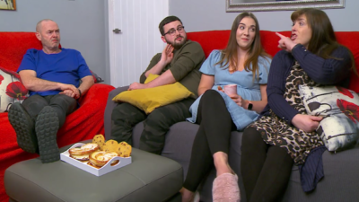 Malones on Gogglebox: Fans stunned by Tom Malone Jr's family replacement on the sofa