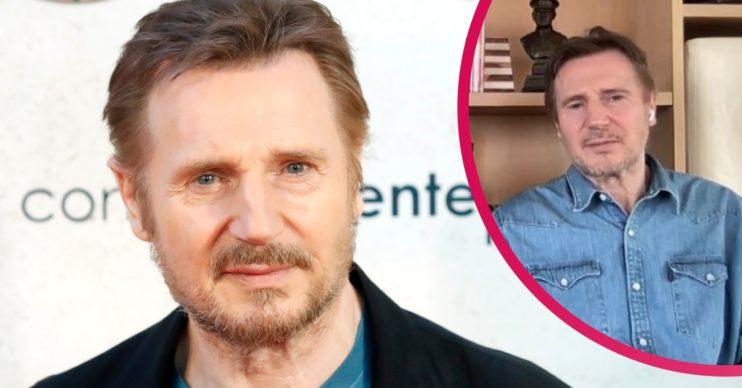 Liam Neeson Graham Norton Show