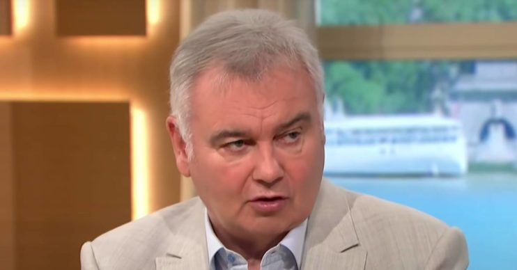 Eamonn Holmes says he's living with chronic pain