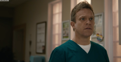 Dylan and Faith split up in Casualty