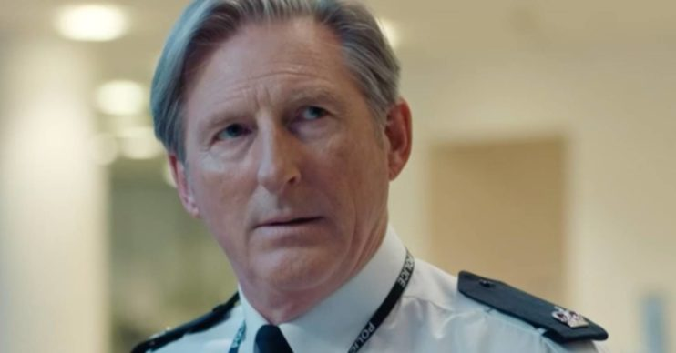 Ted Hastings star Adrian Dunbar wants to do more stunts on Line of Duty