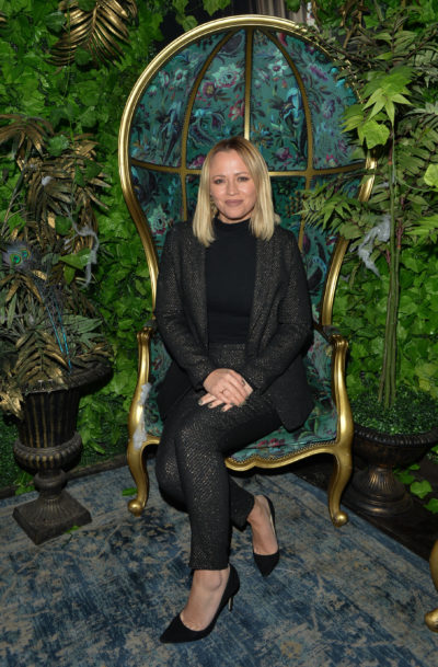 Kimberley walsh at an event