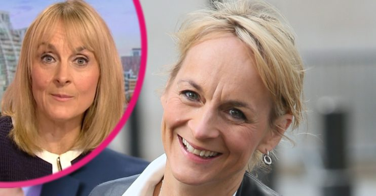 Where is Louise Minchin today?