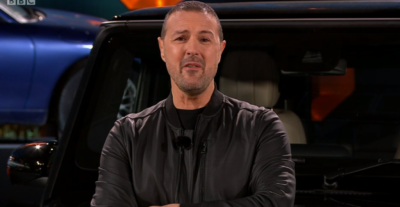 Paddy McGuinness on Top Gear series 30