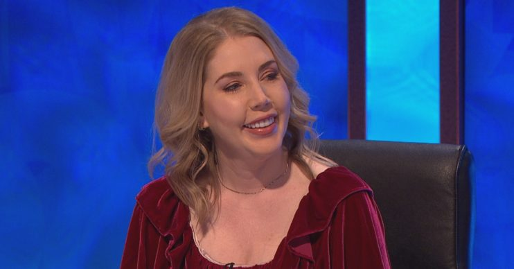 Katherine Ryan on 8 Out of 10 Cats Does Countdown
