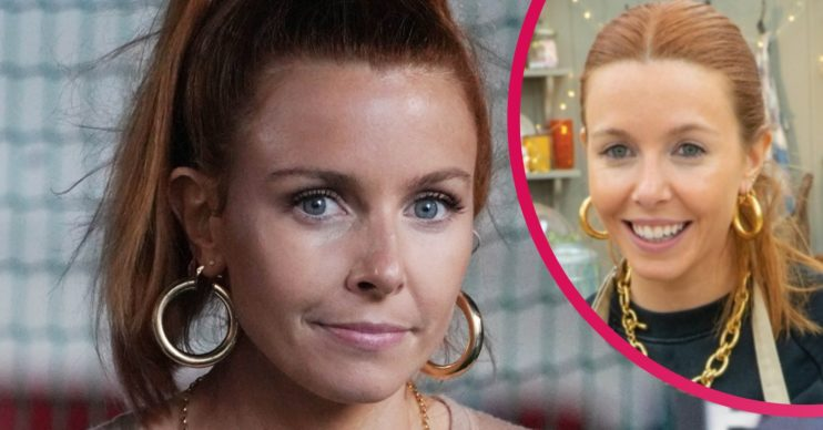 Stacey Dooley on GBBO 2021