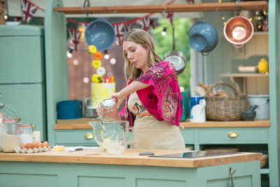Katherine Ryan gets her bake on for charity