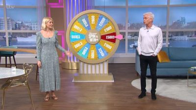 spin to win on this morning