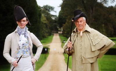 Auf den Spuren von Jane Austen mit Gyles Brandeth