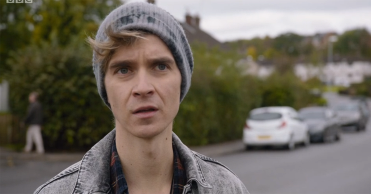 Joe Sugg The Syndicate on BBC