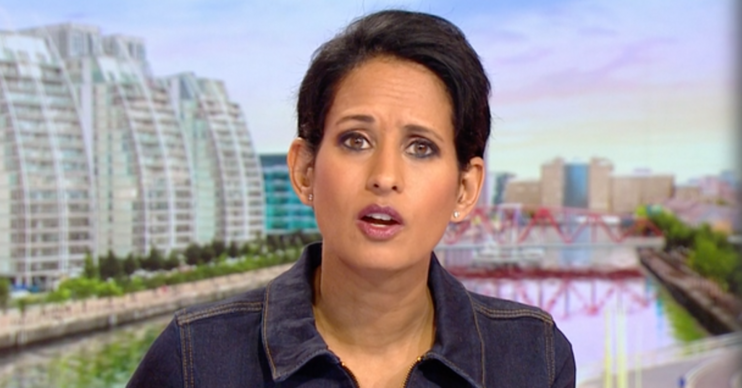 naga munchetty on bbc breaktast