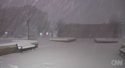 UK weather thundersnow to return after Easter
