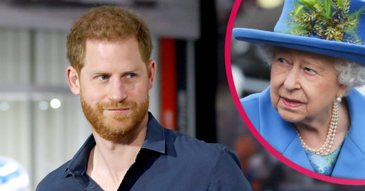 The Queen wants to protect Prince Harry