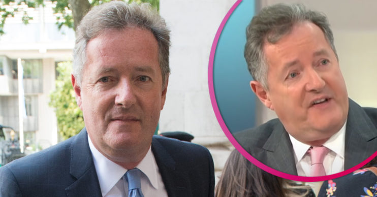Piers Morgan latest news