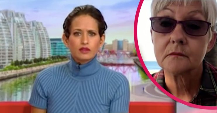 naga munchetty bbc breakfast blunder