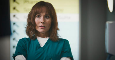 connie on casualty