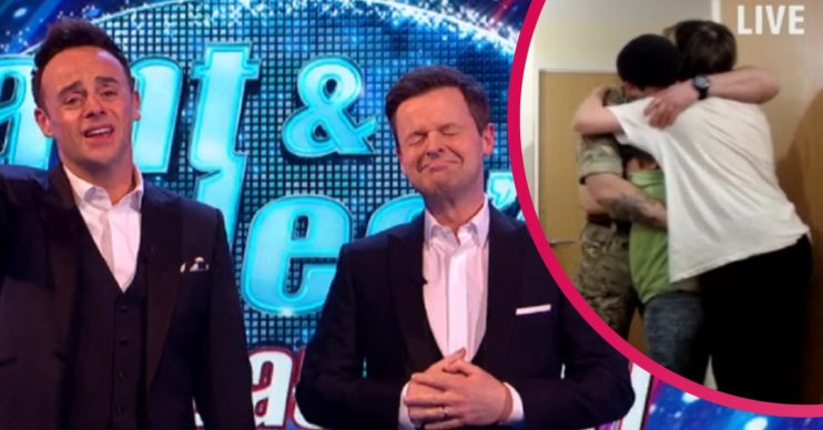Ant and Dec Saturday Night Takeaway (1)