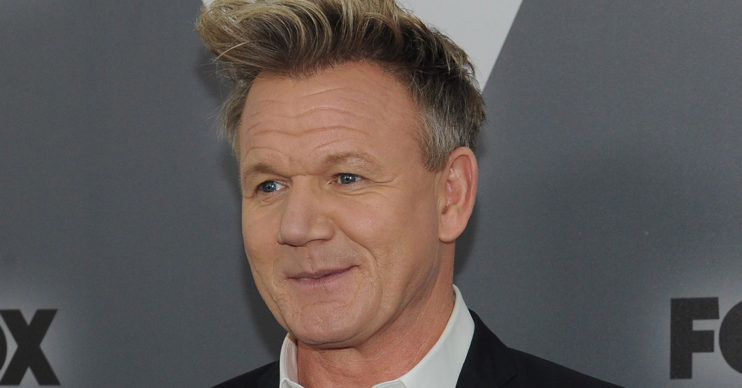 gordon ramsay celebrates son Oscar birthday