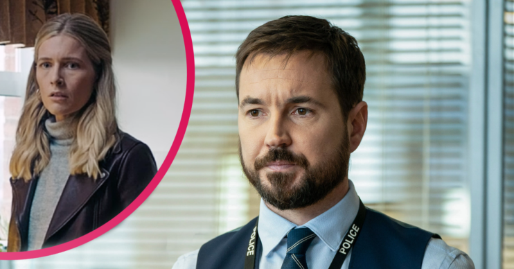 Line Of Duty fans were convinced they saw an 'H' in Steph's kitchen tiles