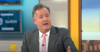 piers on GMB