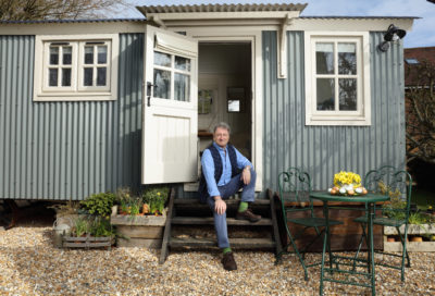 Alan titchmarsh on new show