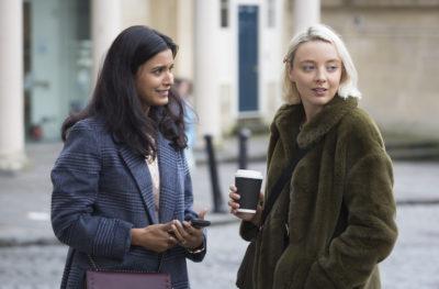 Shelley Conn joining Bridgerton on Netflix
