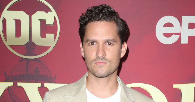 Ben Aldridge stars in The Long Call on ITV