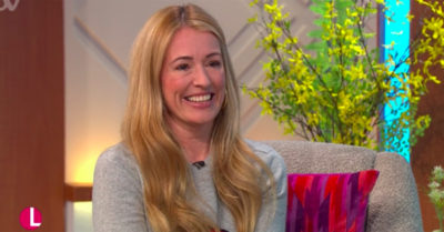 cat deeley on itv