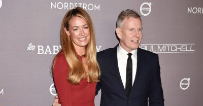 cat deeley with husband Patrick Kielty