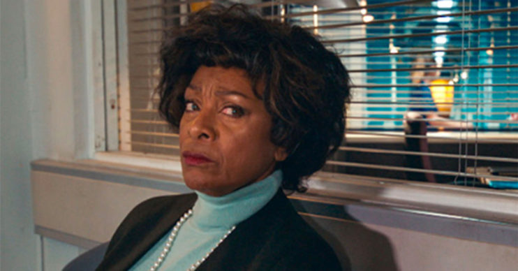 dona croll in holby city 2021